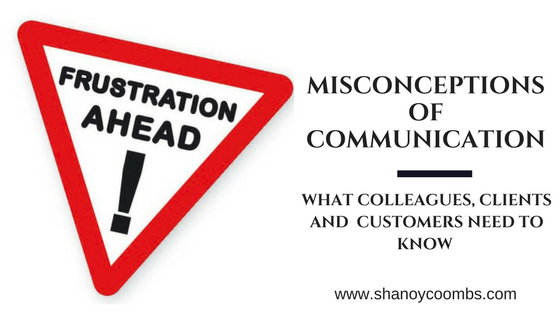 Misconceptions of Communication