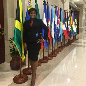 Petrocaribe Summit Shanoy Coombs