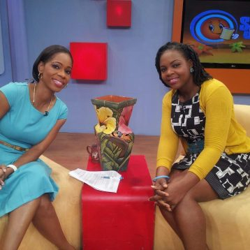 Shanoy Coombs Smile Jamaica Interview on What Moms Really want for Mothers' Day