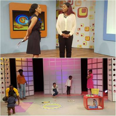 Smile Jamaica Interview on Fun Family Games Shanoy Coombs