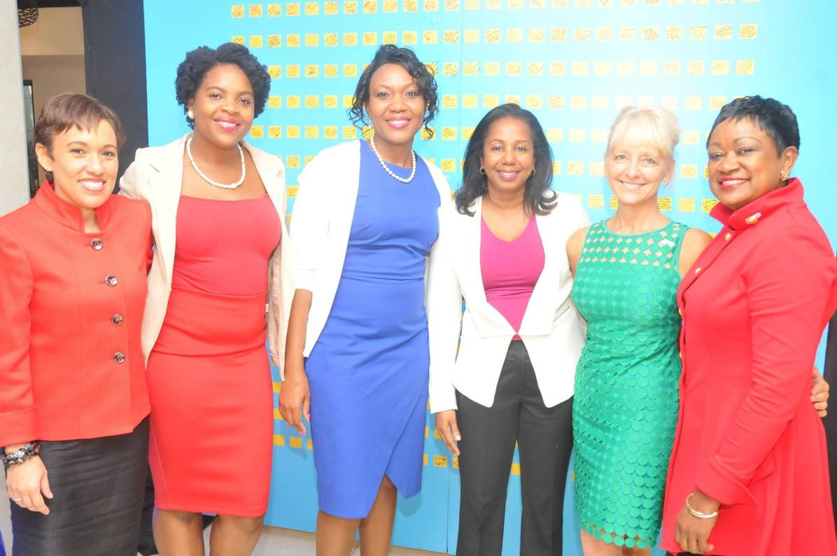 Women in Energy Session with Female Business Leaders. Shanoy Coombs