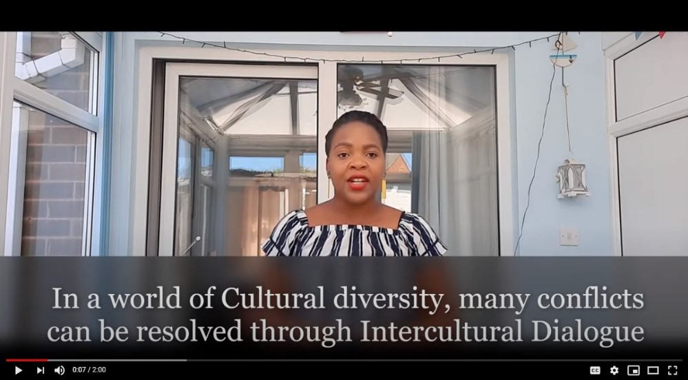 Shanoy Coombs Intercultural Competition